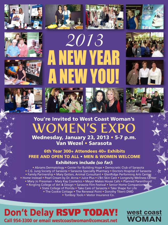 Tamara Page, LHWS at West Coast Women's Expo