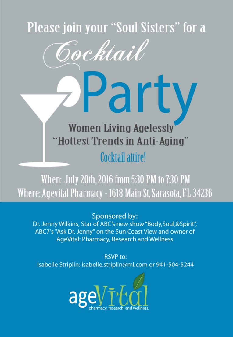 Women Living Agelessly - Soul Sisters Event